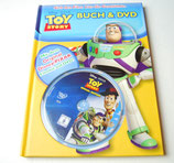 Buch & DVD - Toy Story