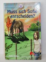 Buch - Muss sich Sofie entscheiden?