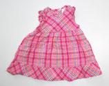 Kleid Gr. 68, pink kariert
