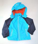 Regenjacke Gr. 74/80, blau