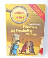 Buch - Florus und die Verschwörer von Rom