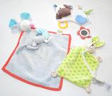 Paket Babyspielzeug
