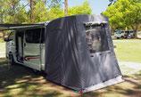 Hiace tailgate tent