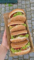 4er Burger Box