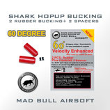 MADBULL Shark Hop Up Rubber 60 Degree