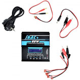 PROFESSIONAL BALANCE CHARGER/DISCHARGER I6AC+ 80W