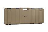 EVOLUTION RIFLE HARD CASE (INTERNAL SIZE 90X33X10,5) - TAN