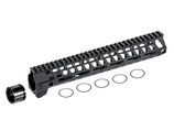 CST  AR-15 M-Lok SWITCH 12INCH .223/5.56 RAIL