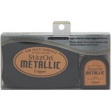 StazOn Metallic Solvent Ink Kit Copper