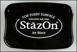 StazOn Solvent Ink Pad Black