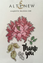 Altenew Majestic Bloom Die - Stanzschablonen