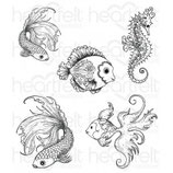 Under the Sea Stamp - Stempel