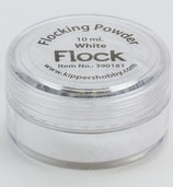 Flocking Powder White
