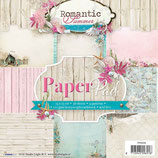 Quality Papers Paper Pad Romantic Summer