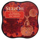 StazOn Midi Ink Pad St. Valentine