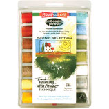 Stampendous Embossing Powder 14/Pkg 4.09oz