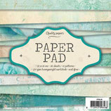 Quality Papers Paper Pad Smaragd