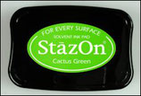StazOn Solvent Ink Pad Cactus Green