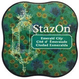StazOn Midi Ink Pad Emerald City