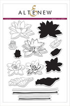 Altenew Stamp Lotus - Stempel