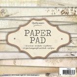 Quality Papers Paper Pad Natur Hell