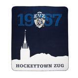 """EVZ Fleecedecke """"Hockeytown"""
