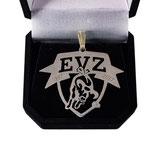 EVZ Schmuck - Anhänger Chrom