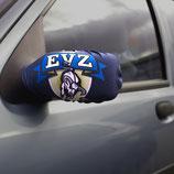 EVZ Rückspiegel Fan Flag