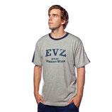 EVZ T-Shirt Off-Ice Kollektion 2015 grau