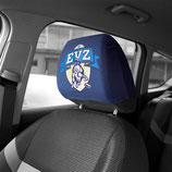 EVZ Kopfstütze Fan Flag