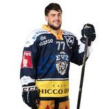 EVZ Fantrikot Saison 2017/18 Grossmann #77