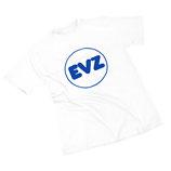 EVZ T-Shirt Retro Weiss