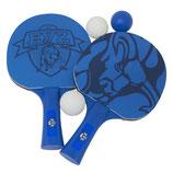 EVZ TT-Schläger-Set Pong
