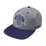 EVZ CCM Fashion grey Snapback Cap