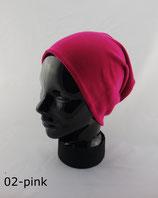 Baumwoll Mütze - runde Form