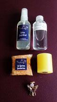 PAQUETE ANGELICAL: CÓDIGO PA001 Paquete Individual con 5 productos.