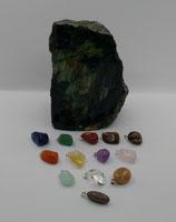Pendentif petit cristaux