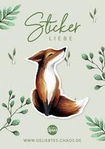 Sticker – Fuchs