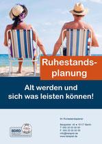 """Plakat """"Alt werden"""""""