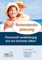 "Plakat ""Finanziell unabhängig"""