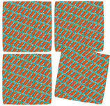 NAPKINS AIR MATTRESS (SET OF 4)