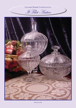 Liliana Babbi Cappelletti Il Filet Antico  Formato: cm 21 x 29,7 pp 64 Codice: 9788889262351