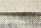 cm 50 di Puro lino ASSISI, 11 fili/11 battute, altezza cm. 180 var. OTTICO od AVORIO 7