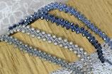 """Armband """"Elisabeth"""" mit 4 mm Perlen - Wunschfarbe"""