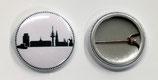 Button mit Skyline von Schleswig