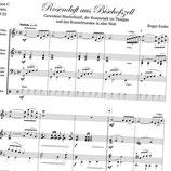 Rosenduft aus Bischofszell (Brassband)