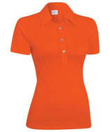 Ashworth Microfaser EZ-Tec2 Polo Orange