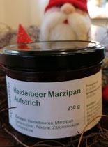 Heidelbeeraufstrich mit Marzipan, 200g
