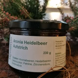 Aronia-Heidelbeer Aufstrich, 200g