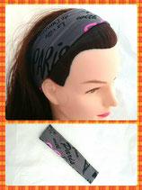 Haarband Paris dunkel